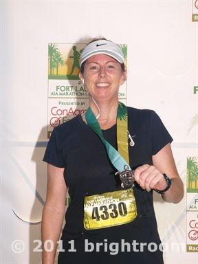 christine speedy marathon