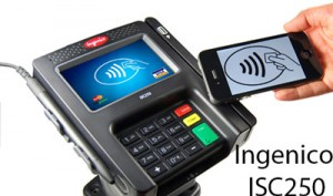 ingenico isc 250 signature capture terminal