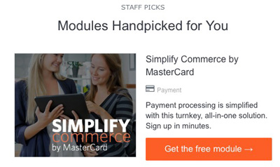 simplified by mastercard commerce