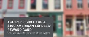 american express reward emv