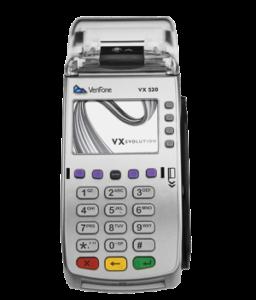 verifone vx520 emv terminal
