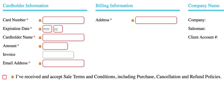 Payment Gateway | Card Not Present, CenPOS, credit card