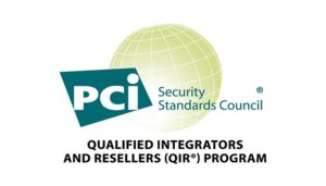 pci qir certified logo