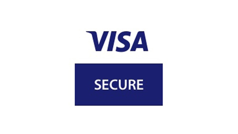 Visa Secure logo